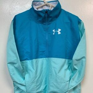 Under Armour Light Weight Windbreaker Half Zip